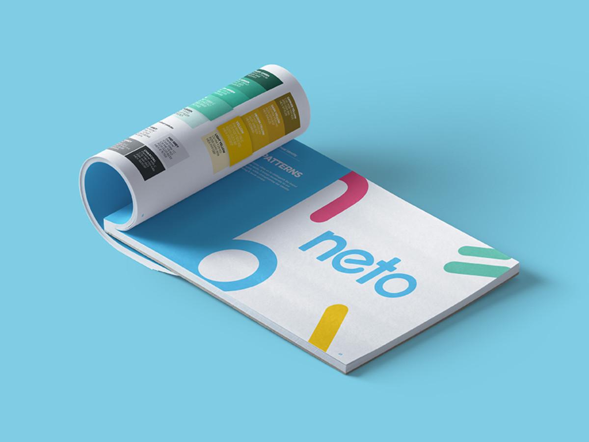 Neto's rebranding