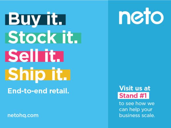 Branding campaign for Neto